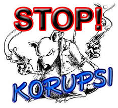 logo stop korupsi